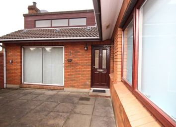 Thumbnail 2 bed bungalow to rent in Upper Malone Crescent, Belfast