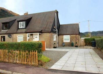 Thumbnail 3 bedroom semi-detached house for sale in Forestry Houses, Succoth, Arrochar, Argyll And Bute