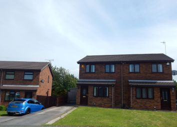 Thumbnail 3 bedroom semi-detached house to rent in 41 Holly Grange, Deeside