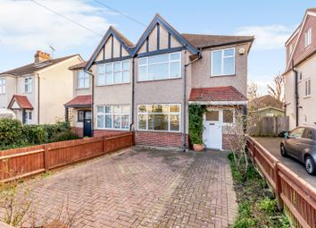 Thumbnail 4 bed end terrace house to rent in Dysart Avenue, Kingston Upon Thames