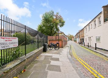 Thumbnail 2 bed mews house for sale in Russell Gardens Mews, London