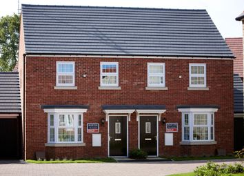"Thumbnail 3 bed semi-detached house for sale in ""Archford"" at Kingfisher Drive, Whitby"