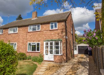 Thumbnail 3 bed semi-detached house for sale in Red Hill Lane, Great Shelford, Cambridge