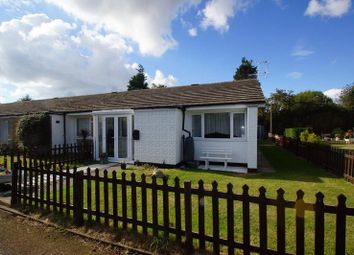 Thumbnail 2 bedroom bungalow for sale in The Goslings, Shoeburyness, Southend-On-Sea