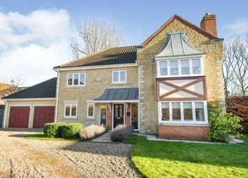 Thumbnail 4 bed detached house for sale in Parklands Avenue, Nocton, Lincoln, Lincolnshire