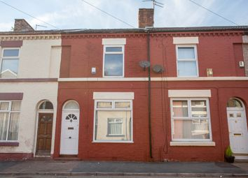 Thumbnail 3 bed terraced house for sale in Gwendoline Street, Liverpool