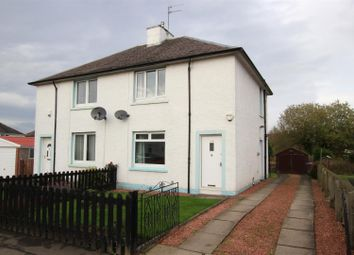 Thumbnail 2 bed semi-detached house for sale in Clyde Avenue, Bothwell, Glasgow