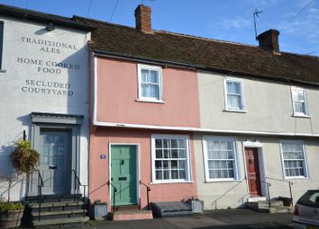 3 bed terraced house for sale in Mill End, Thaxted, Dunmow, Essex CM6