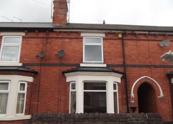 Thumbnail 3 bed property to rent in Co-Operative Avenue, Hucknall, Nottingham