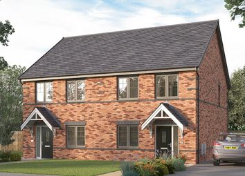 "Thumbnail 3 bed property for sale in ""The Lorton"" at Cranleigh Road, Woodthorpe, Mastin Moor, Chesterfield"