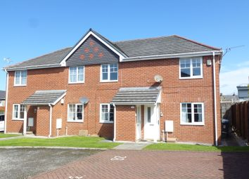 Thumbnail 2 bed flat for sale in Spring Gardens, Leyland