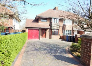 Thumbnail 3 bed semi-detached house for sale in Bridgecross Road, Chase Terrace