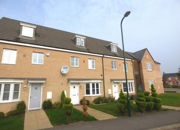 Thumbnail 4 bedroom terraced house for sale in Apollo Avenue, Cardea, Peterborough, Cambridgeshire