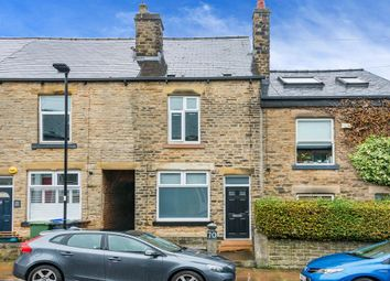 Thumbnail 3 bed terraced house for sale in Tasker Road, Sheffield