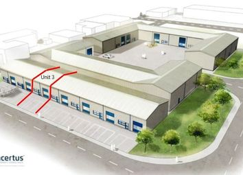 Thumbnail Commercial property to let in Unit 3, Phoenix Enterprise Park, Gisleham, Lowestoft