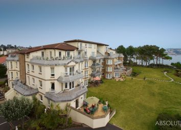 Thumbnail 2 bed flat for sale in The Headlands, Cliff Road, Torquay