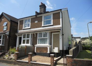 Thumbnail 1 bed maisonette to rent in Brook Road, Redhill