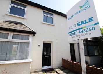Thumbnail 3 bedroom terraced house for sale in Station Road, Llandaff North, Cardiff