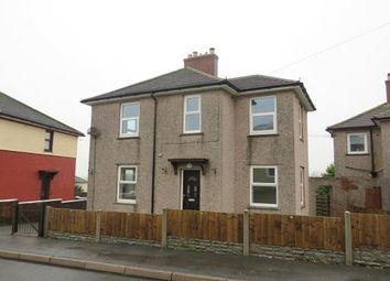Thumbnail 3 bed detached house for sale in The Crescent, Thornhill, Egremont