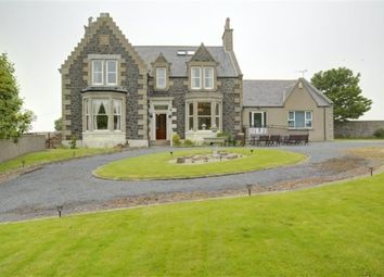 Thumbnail 6 bedroom detached house for sale in Macduff, Aberdeenshire