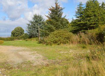 Thumbnail Land for sale in Bryn Dinarth, St. Asaph Road, Lloc, Holywell, Flintshire