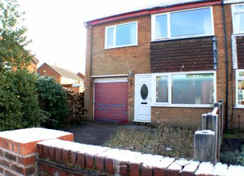 Thumbnail 3 bedroom semi-detached house for sale in Boat Lane, Irlam, Manchester