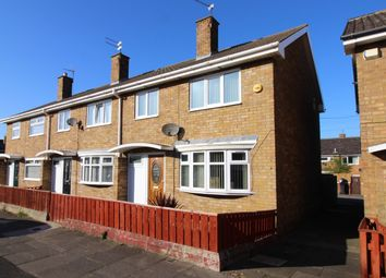 Thumbnail 3 bed end terrace house for sale in Fulbeck Road, Middlesbrough
