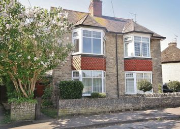 Thumbnail 3 bed semi-detached house for sale in The Crofts, Witney