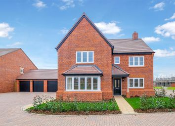 Thumbnail 5 bed detached house for sale in Shield Way, Bidford-On-Avon, Alcester