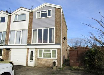 Thumbnail 4 bed town house to rent in Churcher Close, Gosport