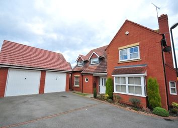 Thumbnail 4 bed detached house to rent in Follis Walk, Westwood Heath