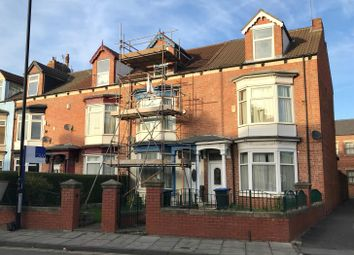 Thumbnail 6 bedroom terraced house for sale in Crescent Road, Middlesbrough