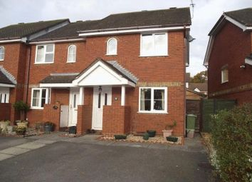 Thumbnail 2 bed end terrace house to rent in Jenkyns Close, Botley, Southampton