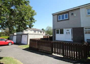 Thumbnail 2 bed terraced house for sale in Calder House Road, Mid Calder, Livingston
