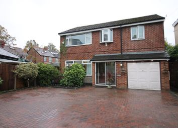 4 bed detached house for sale in Chassen Court, Church Road, Urmston, Manchester M41