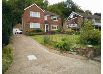 Thumbnail 4 bed detached house for sale in Green Lane, Temple Ewell
