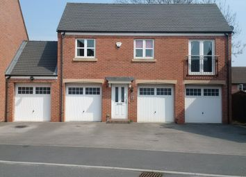 Thumbnail 2 bed property to rent in Cheal Close, Shardlow, Derby