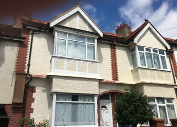 Thumbnail 4 bed terraced house to rent in Mafeking Road, Brighton, East Sussex