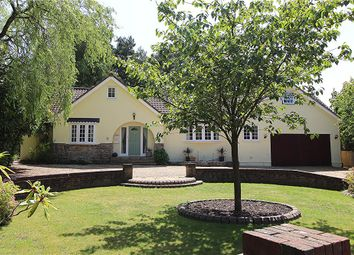 Thumbnail 5 bed detached house for sale in Ashley Heath, Ringwood, Hampshire