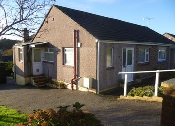 Thumbnail 2 bed semi-detached bungalow to rent in Goosewell Park Road, Goosewell, Plymouth, Devon