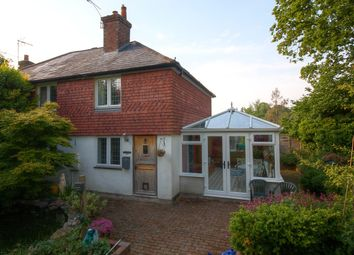 Thumbnail 3 bed semi-detached house for sale in West Street, Dormansland, Lingfield