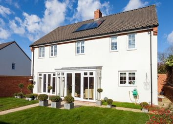 Thumbnail 4 bed detached house for sale in Taylors Lane, Old Catton, Norwich