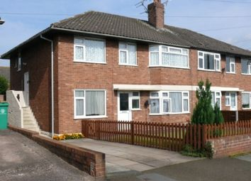 Thumbnail 2 bed flat for sale in Queens Drive, Nantwich, Cheshire