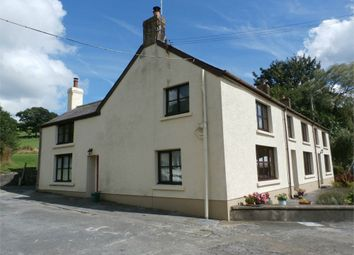 Thumbnail 9 bed detached house for sale in Llandysul