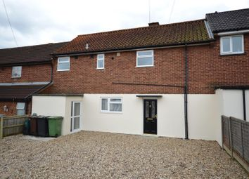 Thumbnail 3 bed terraced house for sale in Abbots Avenue West, St.Albans