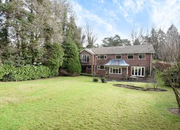 Thumbnail 6 bed detached house to rent in Hopgarden Lane, Sevenoaks