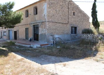 Thumbnail 3 bed country house for sale in Monovar, Alicante, Spain
