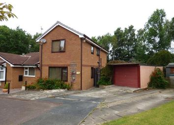 Thumbnail 3 bed semi-detached house for sale in Savick Way, Lea, Preston