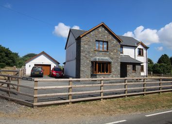 Thumbnail 4 bed detached house for sale in Penrhiwpal, Llandysul