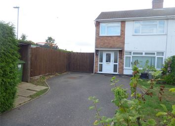 Thumbnail 3 bed semi-detached house for sale in Windsor Road, Yaxley, Peterborough, Cambridgeshire